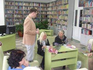 Cenaclul Grai Matern, Renata Verejanu