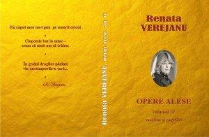 Opere alese, Renata Verejanu