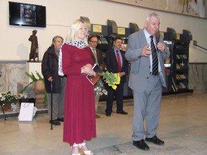 Mihai Cimpoi, Renata Verejanu