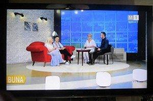 Emisiunea Buna Dimineaţa, Mihai Cimpoi